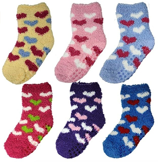 Debra Weitzner Non Skid Slipper Socks 1