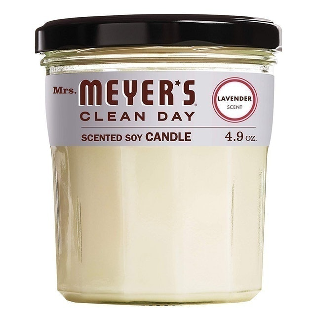Mrs. Meyer's Clean Day Scented Soy Candle 1