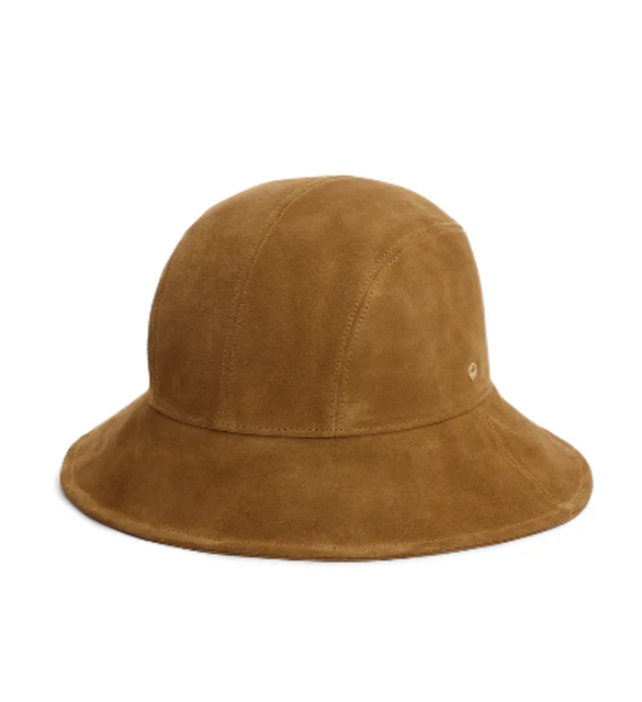 rag & bone Nando Suede Bucket Hat 1