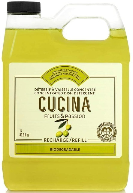 Fruits and Passion  Cucina Concentrated Dish Detergent  1
