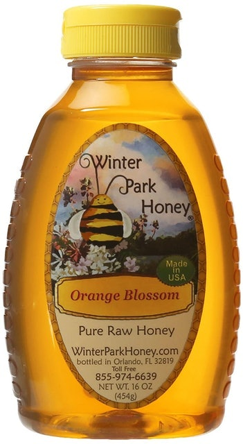 Winter Park Honey Raw Orange Blossom Honey 1