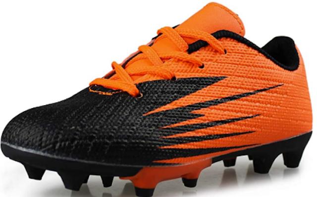 Hawkwell Kids Outdoor/Indoor Soccer Shoes 1