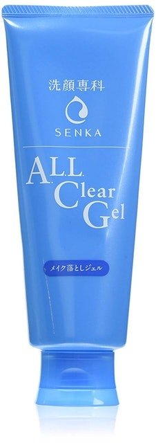 Shiseido Senka All Clear Gel 1