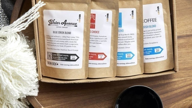 Beanbox Coffee Tasting Subscription 1