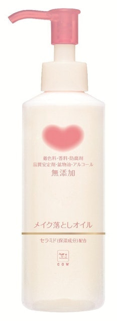 Cow Brand Additive-free Makeup Cleansing Oil 1
