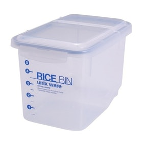 Top 23 Best Japanese Rice Storage Containers in 2021 - Tried and True! 4