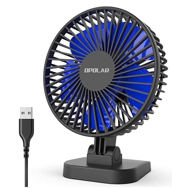 Opolar USB Desk Fan 1