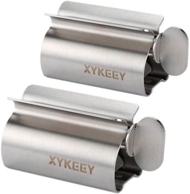 XYKEEY Toothpaste Tube Squeezer 1