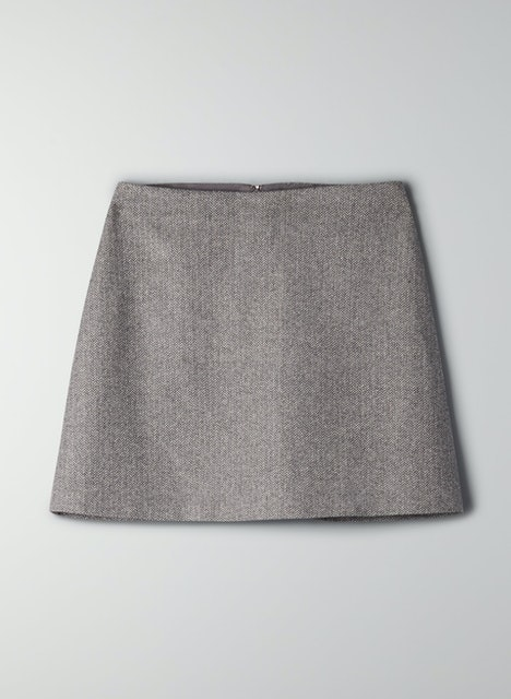 Wilfred New Classic Mini Skirt 1