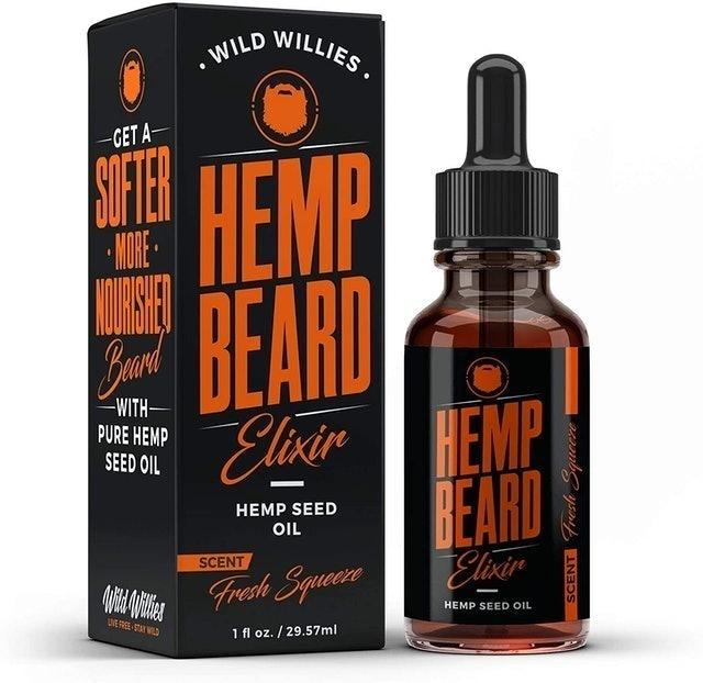 Wild Willies  Hemp Beard Elixir 1