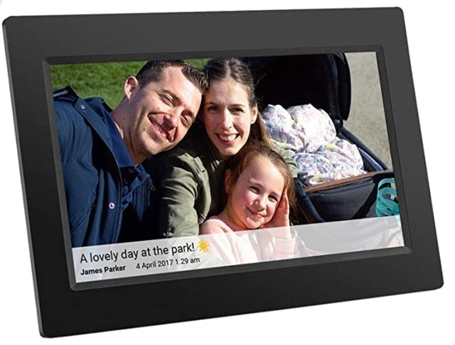 Feelcare 10-Inch Smart WiFi Digital Picture Frame 1