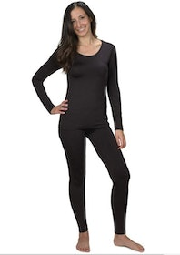 Top 10 Best Thermal Underwear Sets for Women in 2021 (Amazon Essentials, Rocky, and More) 5