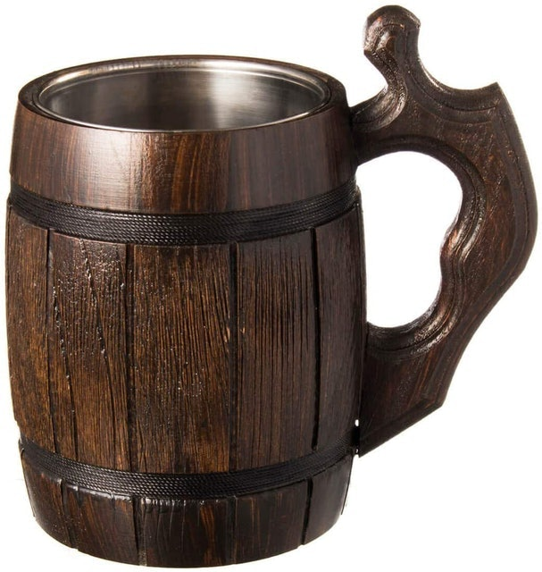 MyFancyCraft Handmade Beer Mug  1