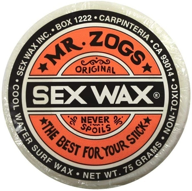 Sex Wax Mr. Zogs Original Sex Wax - Cool Water 1