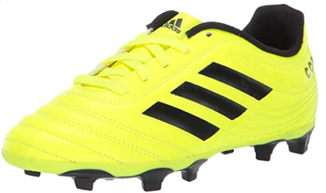 Adidas Unisex-Child Copa 19.4 Firm Ground Soccer Shoe 1