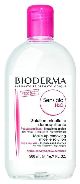 Bioderma Sensibio H20 Make-up Removing Micelle Solution 1