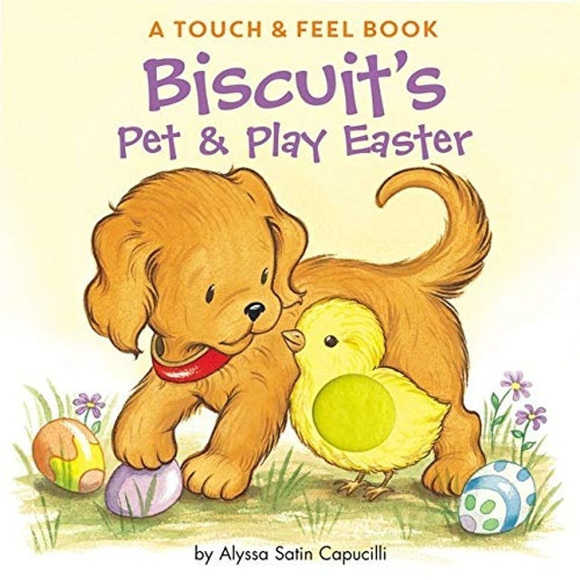 Alyssa Satin Capucilli Biscuit's Pet & Play Easter 1