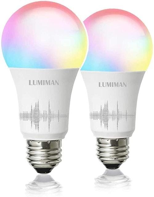 Lumiman Smart WiFi Lightbulb 1