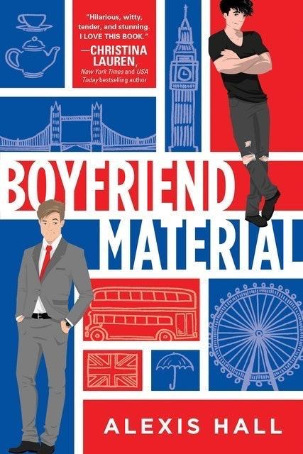 Alexis Hall Boyfriend Material 1
