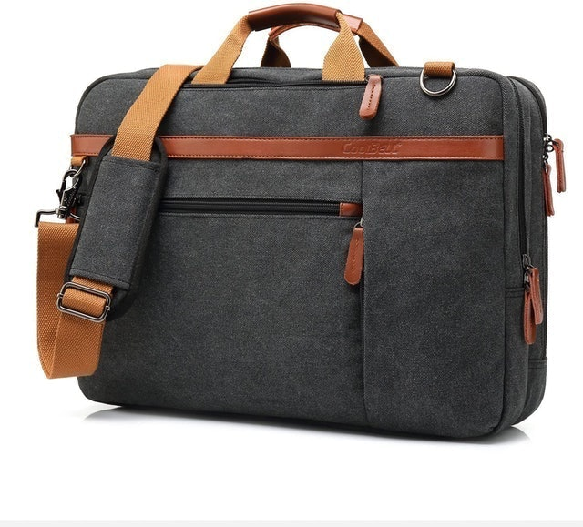 CoolBELL Convertible Business Briefcase 1
