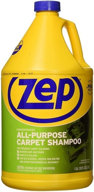 Zep All-Purpose Carpet Shampoo 1
