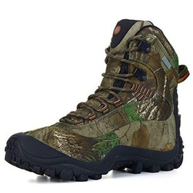 Top 9 Best Men's Waterproof Hiking Boots in 2020 (Salomon, Under Armour, and More) 4