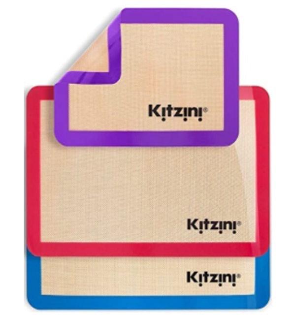 Kitzini Silicone Baking Mats 1