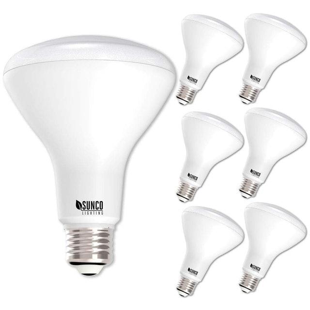 Sunco Lighting Dimmable, Indoor/Outdoor Flood Light 1