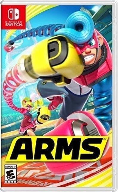Nintendo Arms 1