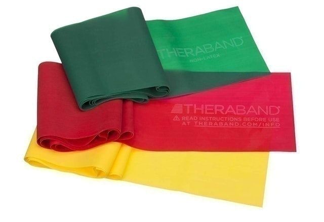 TheraBand Resistance Bands Set 1
