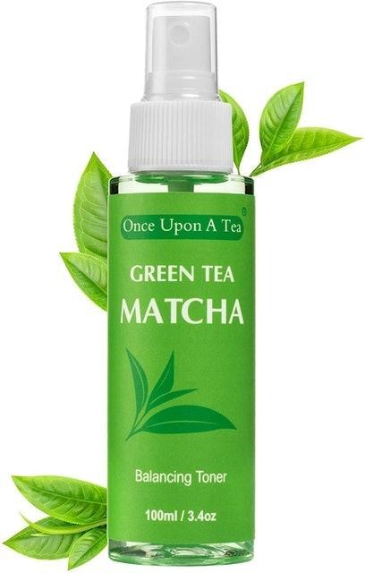 Once Upon A Tea Green Tea Matcha Balancing Toner 1