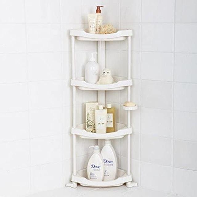 Tenby Living Corner Shower Caddy 1