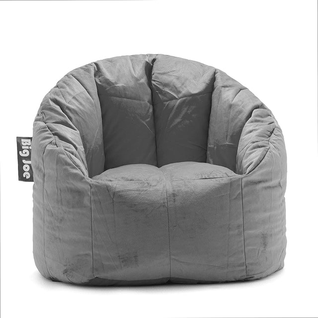 Big Joe Plush Bean Bag Chair 1