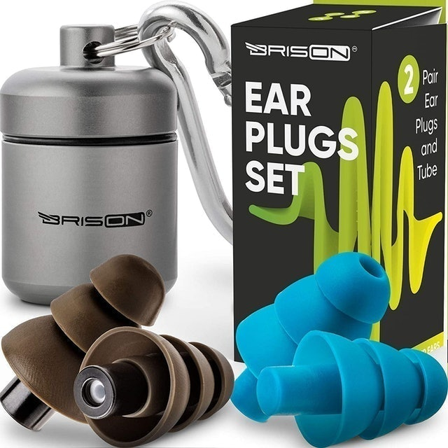 BRISON Ear Plugs Set 1