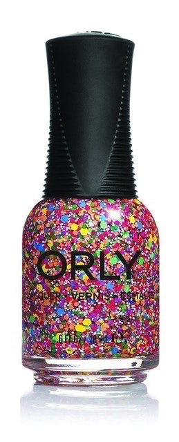 Orly Nail Lacquer, Turn it Up 1