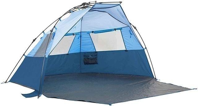 Lightspeed Outdoors Quick Cabana Beach Tent Sun Shelter 1