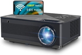 Top 10 Best Bluetooth Projectors in 2020 (LG, Anker, and More) 1