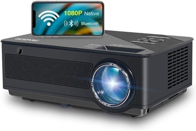 Fangor Native 1080p Projector 1