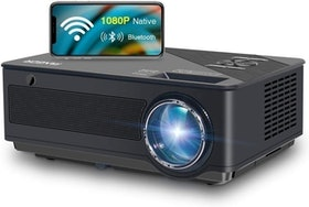 Top 10 Best Bluetooth Projectors in 2020 (LG, Anker, and More) 4