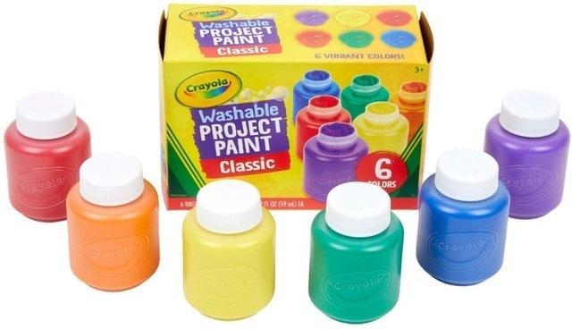 Crayola Washable Kids Paint 1