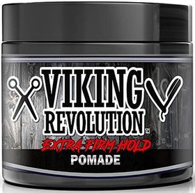 Top 10 Best Pomades for Men in 2021 (Suavecito, Viking Revolution, and More) 1