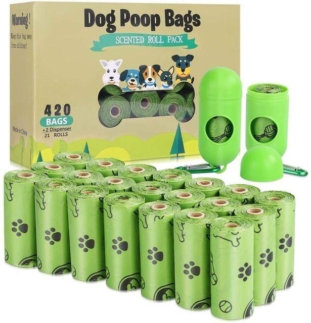 TVOOD Dog Poop Bags 1