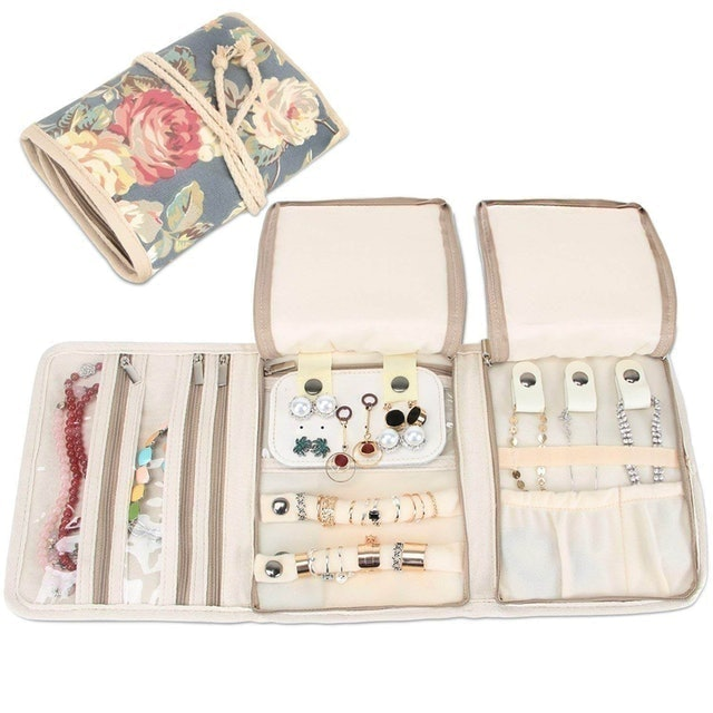Teamoy Travel Jewelry Roll 1