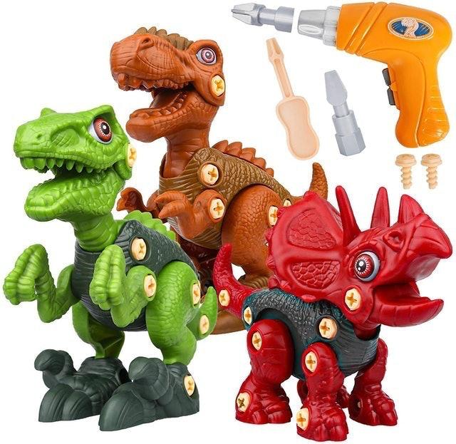 Sanlebi Take Apart Dinosaur Toys 1