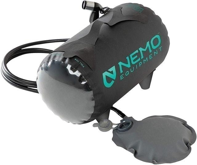 NEMO Helio Portable Pressure Camp Shower 1