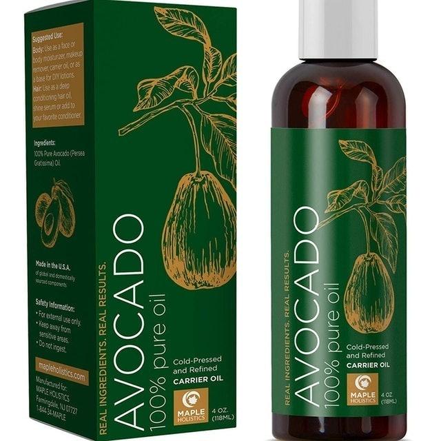 Maple Holistics 100% Pure Avocado Oil  1