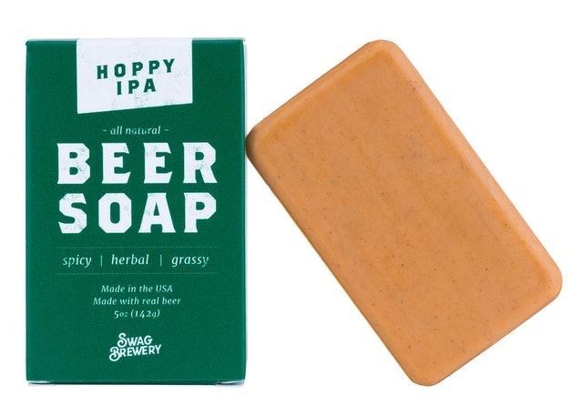 SwagBrewery Hoppy IPA Beer Soap 1
