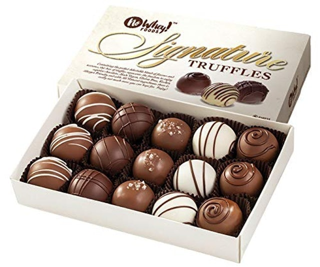 No Whey! Foods Chocolate Truffle Collection 1