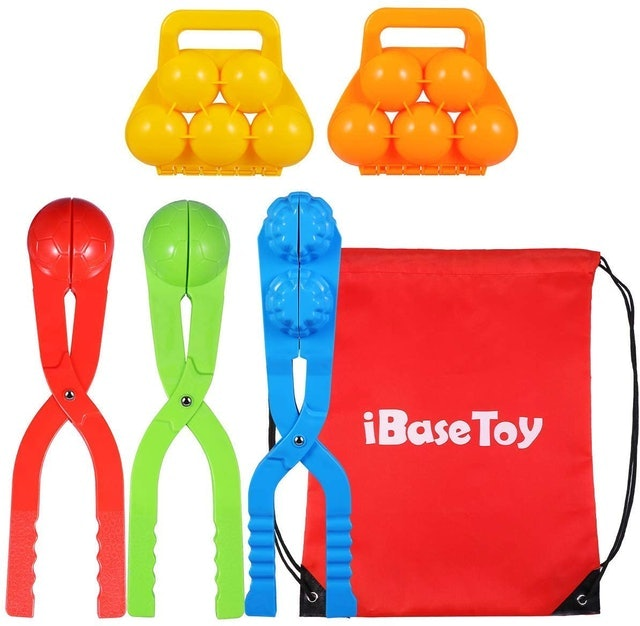iBaseToy Snowball Maker Toys 1