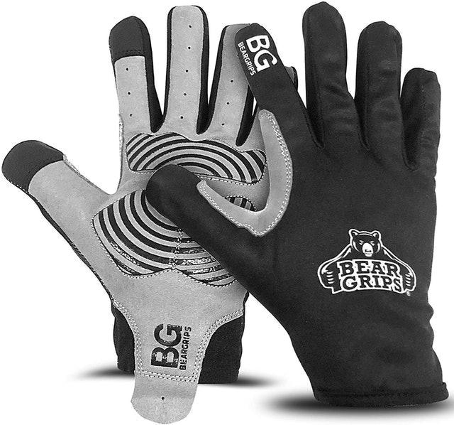 Bear Grips Full Finger Weight Lifting Gloves 1